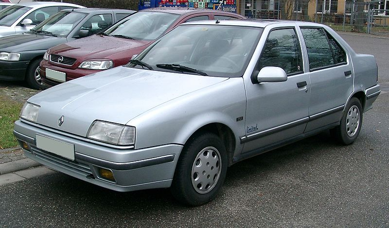 Renault_19_Chamade_front